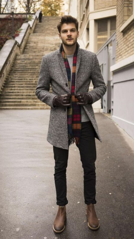 Casual Fall Work Outfit Ideas For Men 68