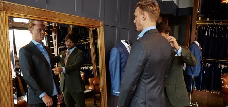 Know where to find your tailors