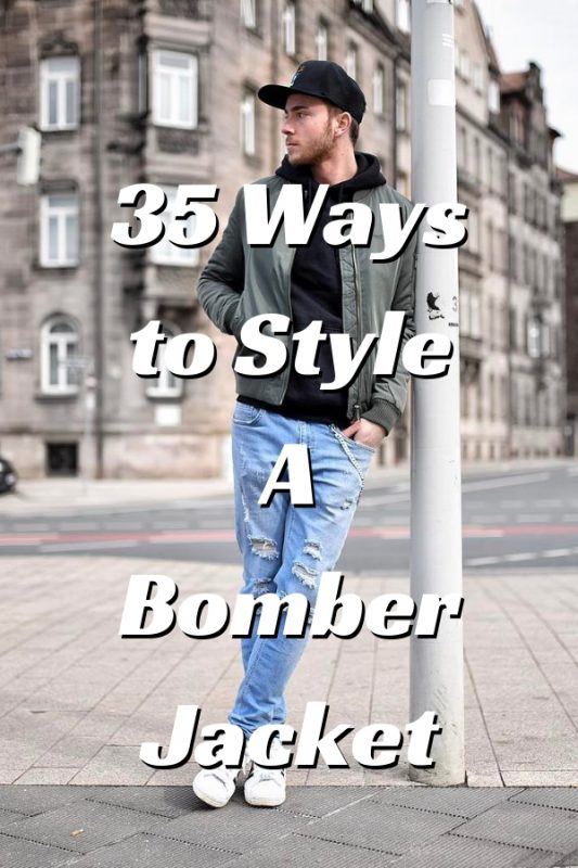35 Ways to Style A Bomber Jacket For This Fall