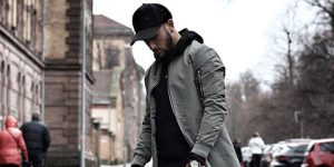 Men fall outfits layering style