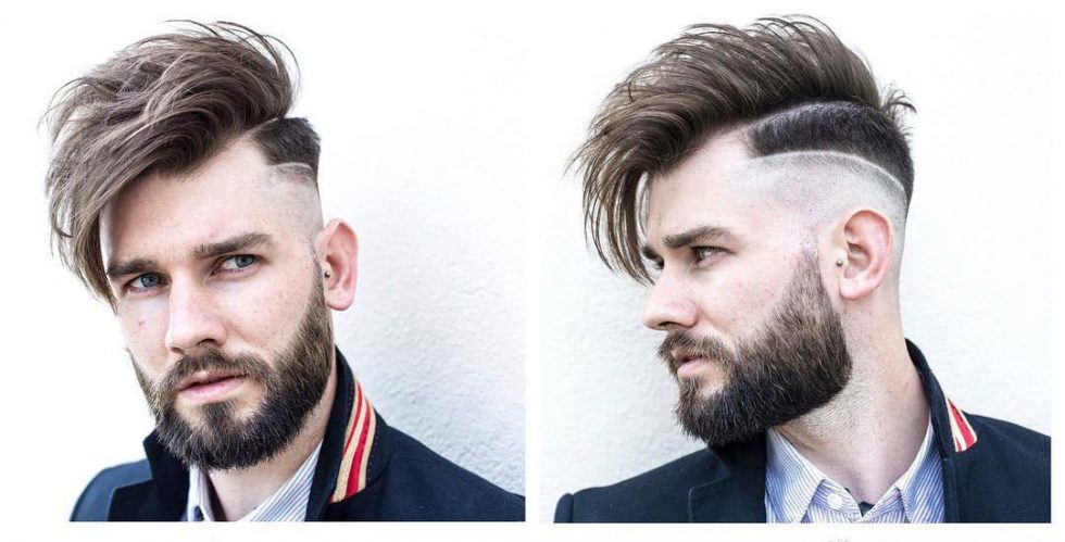 Men's Fall Haircut Guides 2018 Cover 1