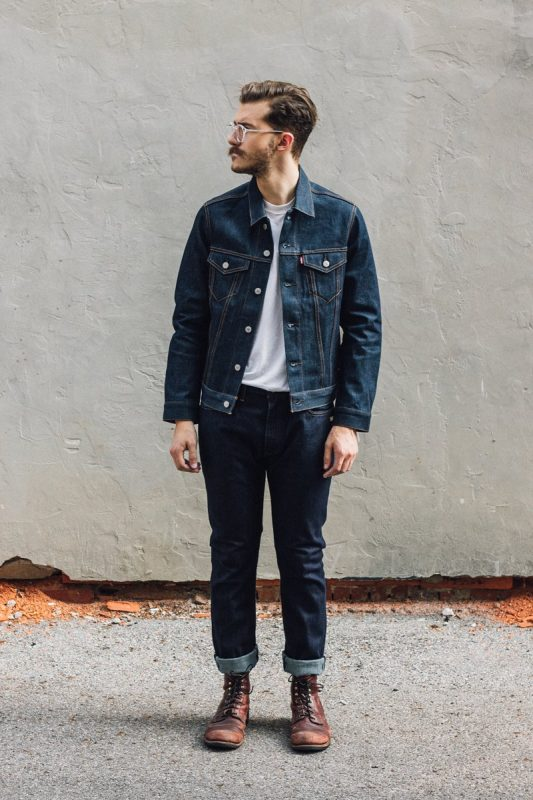 549290b1d9c Style Guide  How to Wear A Denim Jacket In Fall