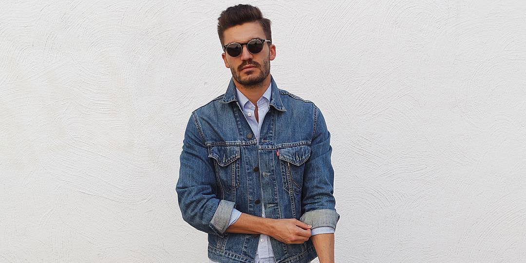How to Wear A Denim Jacket In Style For This Fall 1