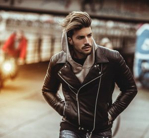 Mens Fall Fashion Trends of 2018 on How To Wear Fall Leather Jackets 1