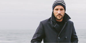 How to wear a beanie hat for men feature 1