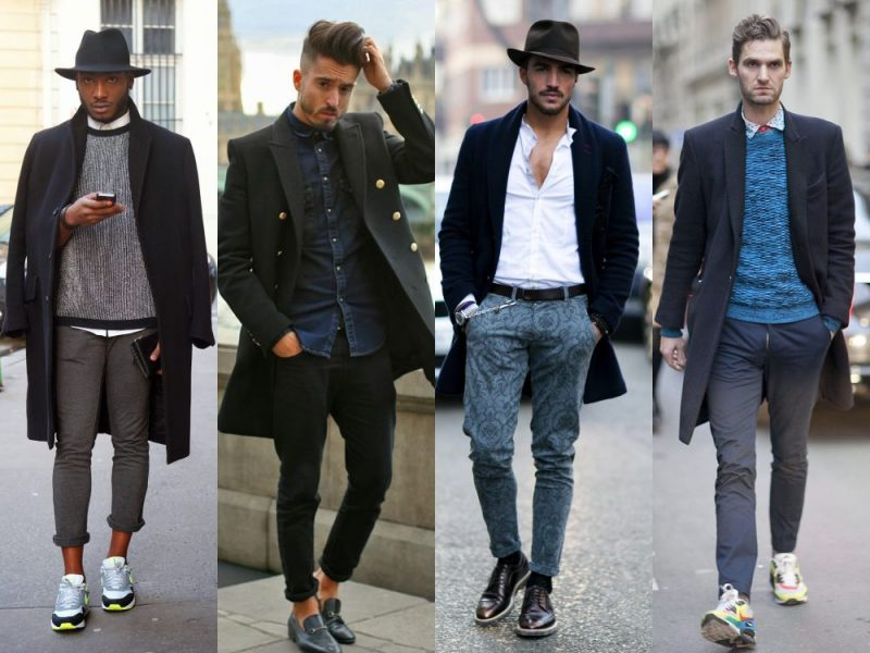 Man's layering fashion ideas 1