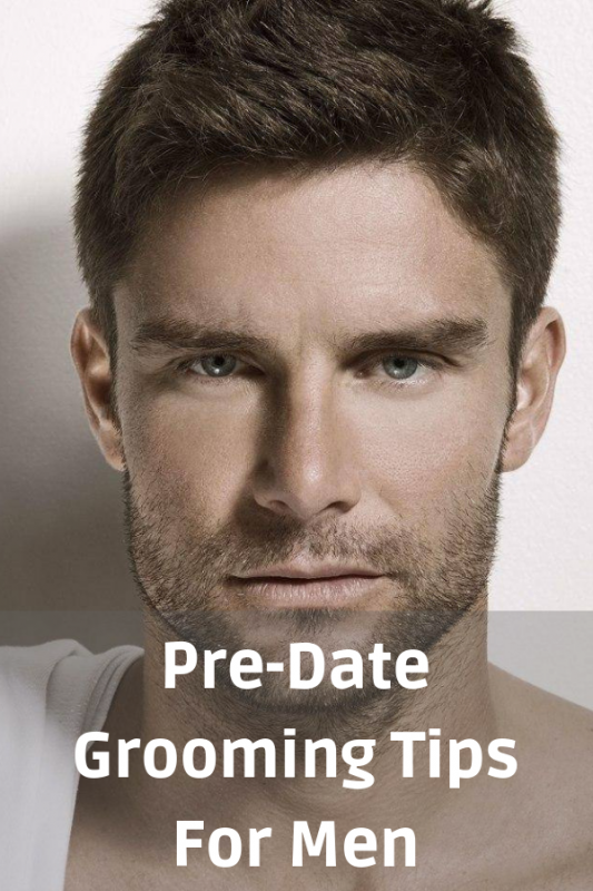 Men's Grooming Tips Before a Date