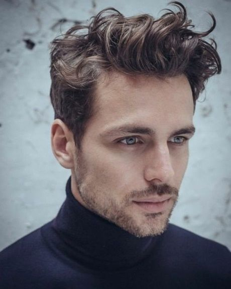 The Best Winter Hairstyles For Men Medium Long Mens Haircuts