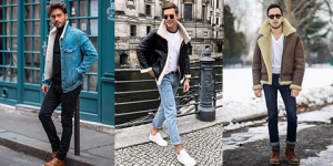 50 Cool and Stylish Ways to Wear a Shearling Coat