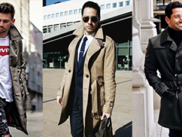 6 Best Men's Trench Coat To Buy This Winter 1