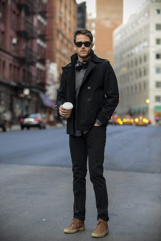 elegant shoes special buy best selection of 50 Effortless and Stylish Ways to Wear a Peacoat