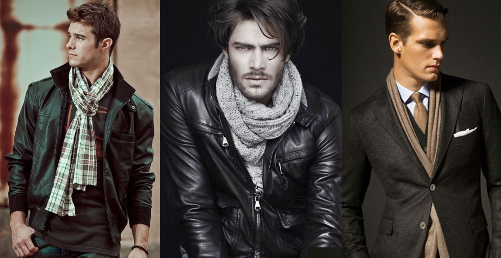 Men's Style Guide to Scarf