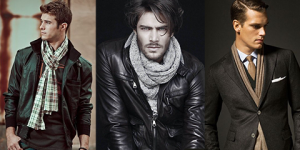 Men's Guide to Scarf: How to Tie a Scarf & Outfit Ideas