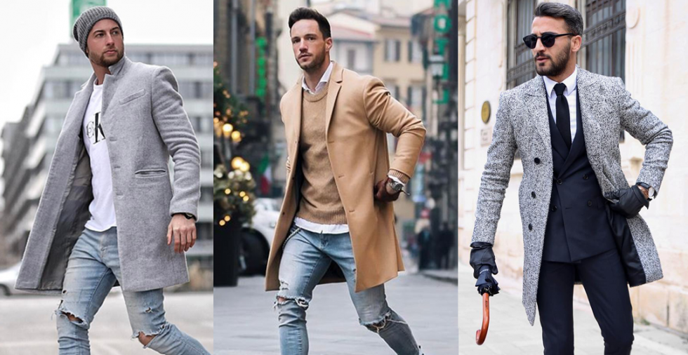 A Guide to Men's Overcoat