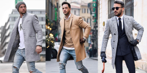 Men's Overcoat Buying Tips & Outfit Ideas
