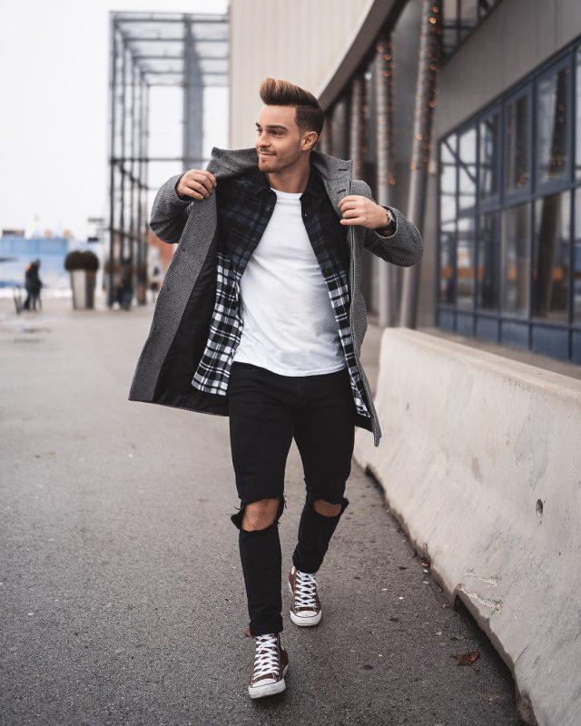 How to dress on Valentine's Day. 40 Best Ways to Dress Sharp #12