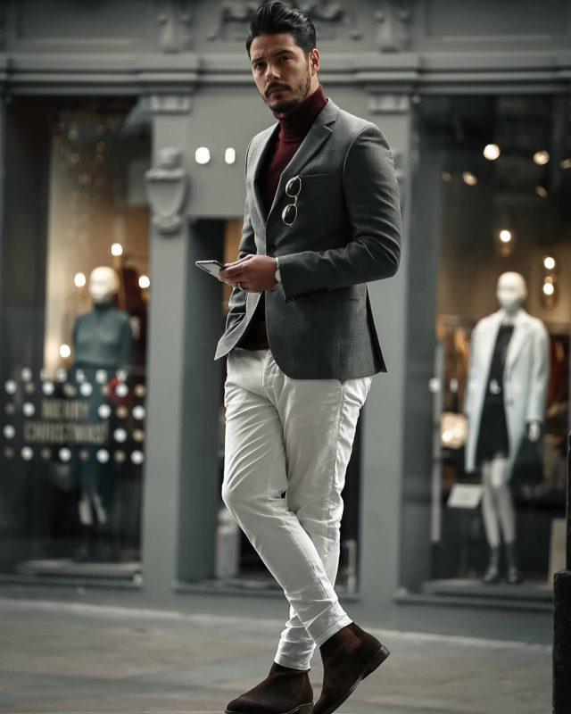 How to dress on Valentine's Day. 40 Best Ways to Dress Sharp #17