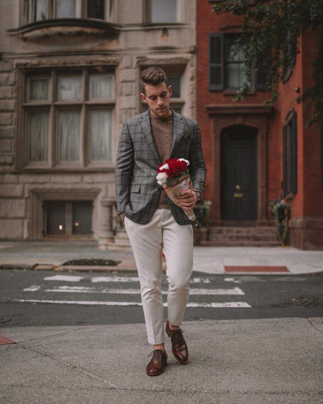 How to dress on Valentine's Day. 40 Best Ways to Dress Sharp #19