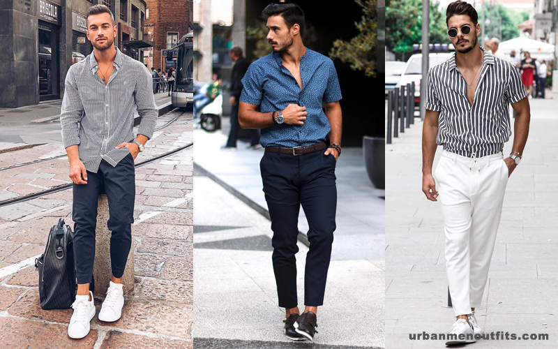 How to dress on Valentine's Day? Opt for printed shirt.