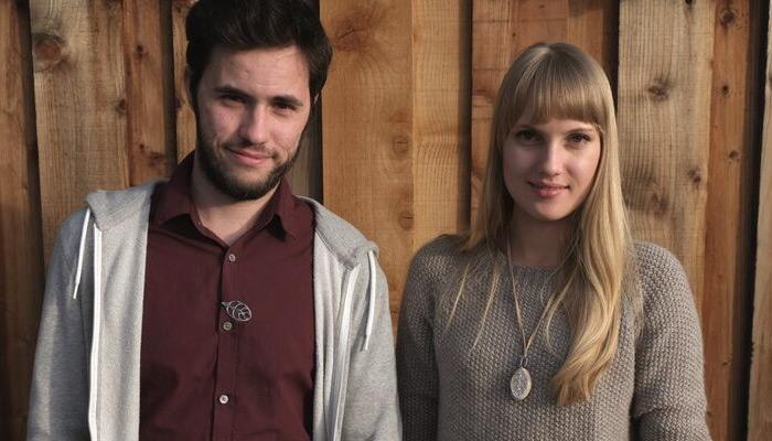 Bellabeat Founders Sandro Mur and Urska Srsen