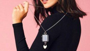 Bucardo Brand: Apple Watch Necklace & Pocket Watch Accessories
