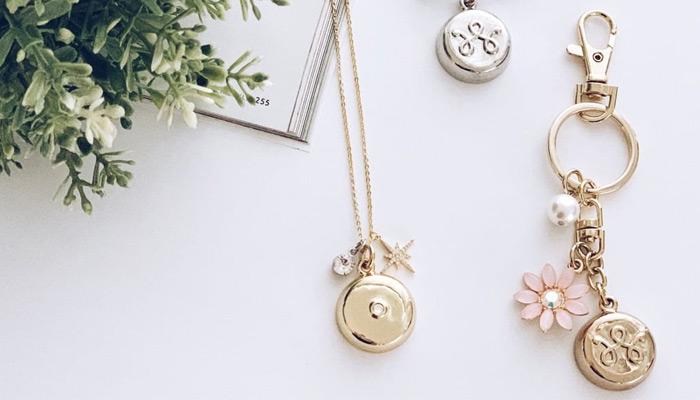 invisaWear pendant necklace