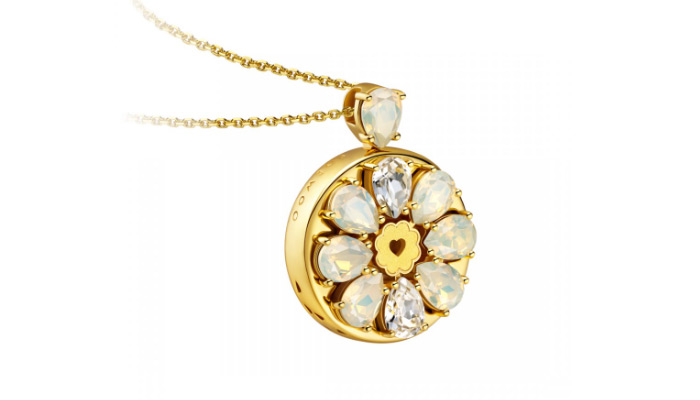 Totwoo Love Bloom Smart Necklace